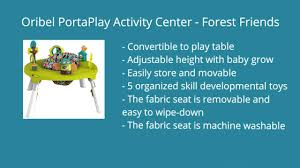 Best Activity Table For Babies by Best Exersaucer Reviews For Baby 2016 U2013 Top 10 Exersaucer Youtube