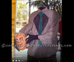 Head In A Jar Halloween Costume 140 Mesmerizing Headless Costumes You Can Make For Halloween