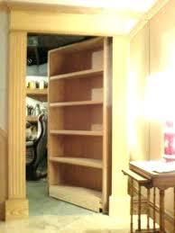 Secret Closet Door Secret Closet Door Door Hardware Sliding Bookcase Door