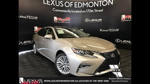 flow lexus body shop tan 2017 lexus es 350 executive package walkaround review downtown