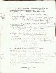 unit 8 stoichiometry fhs chem page