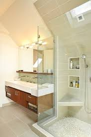 bathroom ceiling design ideas use of your attic 18 sleek attic bathroom design ideas