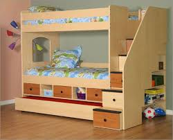 Bunk Bed Storage Stairs Boys Beds Bunk Bed With Storage Stairs Designs Modern 4