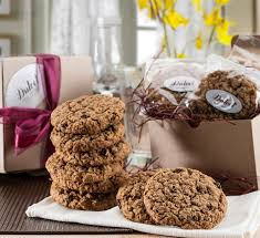 pastry gift baskets dulcet oatmeal raisin cookie gift basket includes