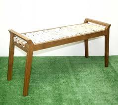 retro bench with handle prima putra bengawan