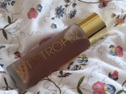 Best St Tropez Tan St Tropez Luxe Dry Oil The Crown Wings