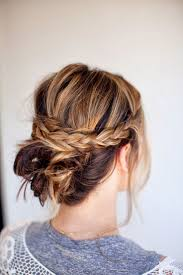 quick and easy updo hairstyles for long hair 2 minute bubble bun