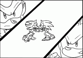 sonic characters coloring pages sonic underground coloring pages kids coloring