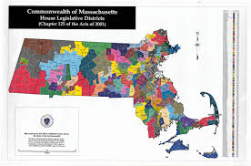 Map Massachusetts Historical Districts