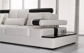 Modern Sectional Leather Sofas Leather Sectional Sofa Arms Furniture Modern Design Modern Sofa