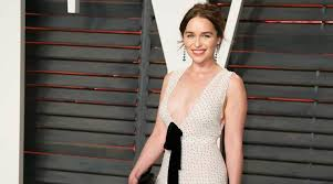 emilia clarke made rugby team cry the indian express
