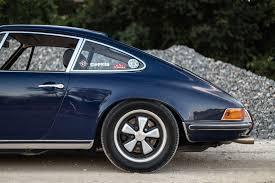 blue porsche classic porsche 1972 albert blue 911e
