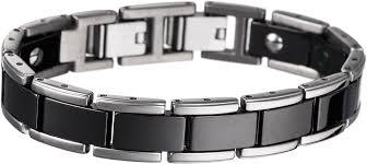 magnetic bracelet with germanium images Lunavit magnetic bracelets jpg