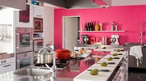 mur cuisine framboise decoration cuisine mur