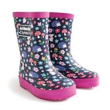 Rainboots Patterned Children U0027s Rain Boots Jojo Maman Bebe