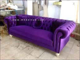 Purple Velvet Chesterfield Sofa Fashionable Purple Sleeper Sofa Purple Velvet Sofa For Sale Purple