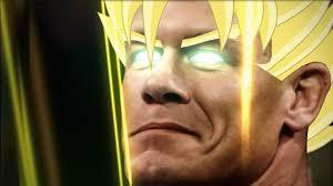 Memes De John Cena - i made a gif of john cena going super saiyan gif on imgur
