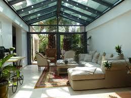 amenager une veranda réalisations de vérandas toiture en verre sur mesure pose de