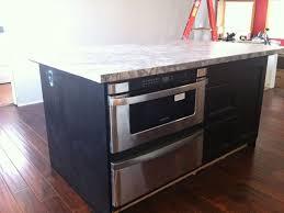 kitchen island with microwave drawer kitchen sharp microwave drawer 30 viking microwave drawer