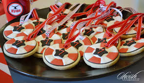 cookie party supplies american warrior themed birthday party swish