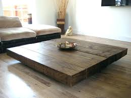 large square modern coffee table large modern coffee table vietvoters info
