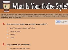 what your drink says about your personality coffee guy planet what is your coffee style