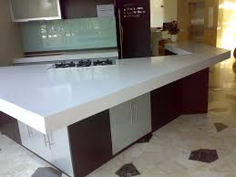 Kitchen Set Minimalis Hitam Putih Memilih Top Table Kitchen Set Oleh Maugina Havier Kompasiana Com