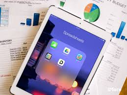 Features Of Spreadsheets Best Spreadsheet Apps For Ipad Numbers Google Drive Microsoft