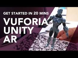 android studio vuforia tutorial vuforia unity android tutorial your first ar app in 20 minutes