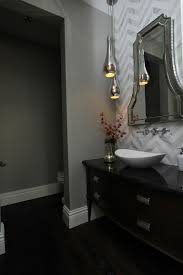 Powder Room Hamptons Inspired Luxury Powder Room Before And After