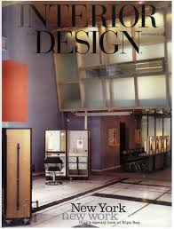 Interior Design Magazines by Courtney Sloane