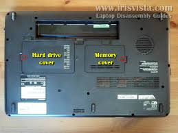 toshiba satellite l555 l555d l550 l550d disassembly
