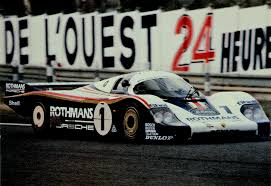 rothmans porsche 956 legendary racer jacky ickx gets behind the wheel of both the 956
