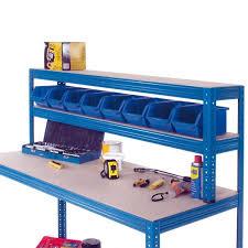 warehouse bench 4 level packing bench shopfitting warehouse