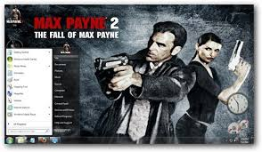 max payne 3 2012 game wallpapers max payne 3 windows 7 theme