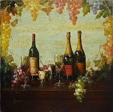 luzanquis wine paintings