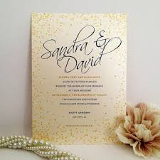 wedding invitations montreal gold and wedding invitations yourweek 08b5e3eca25e