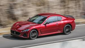 maserati red and black 2018 maserati granturismo first drive resounding revival