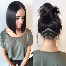 hairstyles for over 70 with cowlick at nape 50 spectacular blunt bob hairstyles blunt bob bobs and undercut