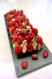 cours cuisine michalak tarte fraise framboise pistache réalisée par meunier lors