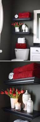 bathroom storage ideas toilet 25 best small guest bathrooms ideas on small bathroom