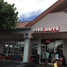 waikele thanksgiving hours taste of hawaii five guys burgers and fries
