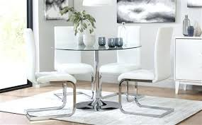 Glass Dining Table Chairs Lovely Glass Dining Table And Chairs Room Furniture For Well Glass