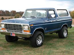 79 Ford F150 Truck Parts - this big blue 1979 ford bronco is waiting for you ford trucks com
