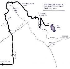 Tilden Park Map East Bay Bike Picnic Berkeley Hills Ride With Huckleberry Bikes