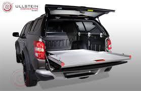auto mit ladefläche sliding tray for works ullstein concepts