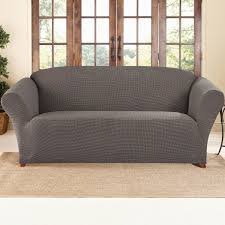 Slipcovers For Leather Chairs Decorating Brown Sofa Using Walmart Slipcovers For Exciting Home