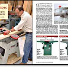 how to tune up any jointer finewoodworking