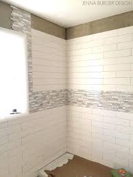 master bathroom renovation tile grout jenna burger