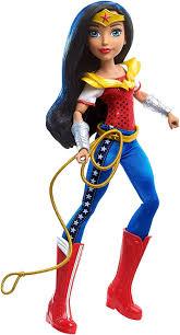 Wonder Woman Workout Clothes Amazon Com Dc Super Hero Girls Wonder Woman 12